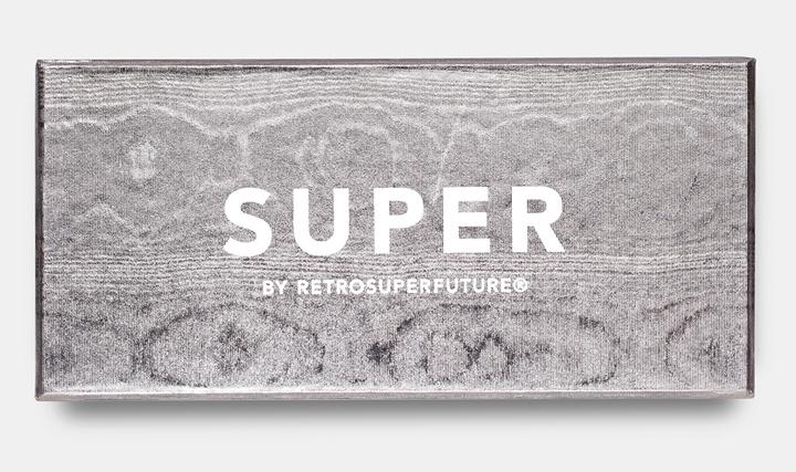 Super Akin Forma sunglases - Silver Box