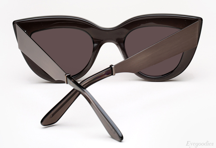 Ellery Quixote sunglasses - Smoked Grey