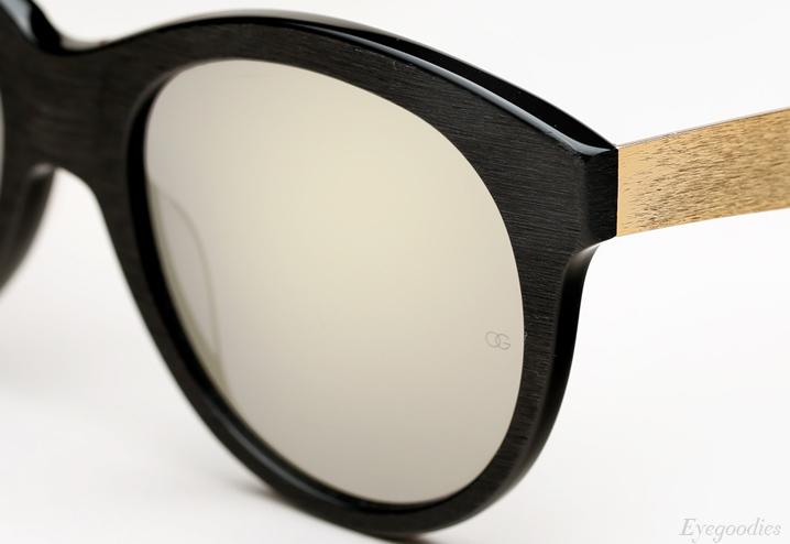 Oliver Goldsmith Manhattan Goldside Sunglasses