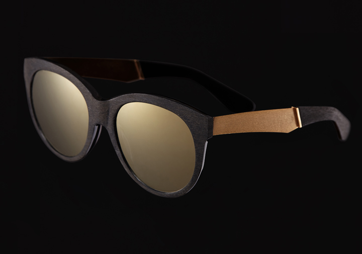 Oliver Goldsmith Manhattan Goldside Edition Sunglasses
