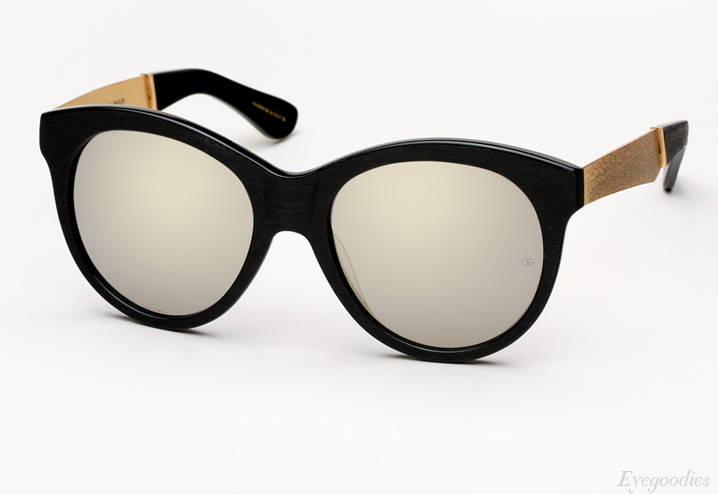 Oliver Goldsmith Manhattan Goldside Sunglasses