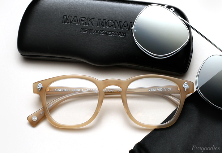 Garrett Leight X Mark McNairy Valdese sunglasses - Alpha