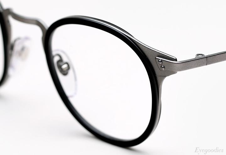 Super Numero 20 Nero eyeglasses