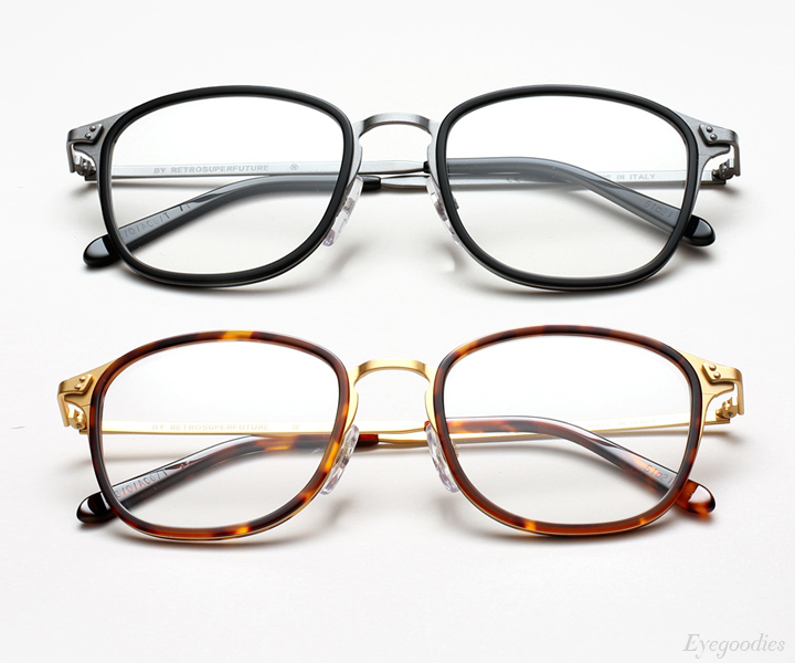 Super Numero 21 eyeglasses