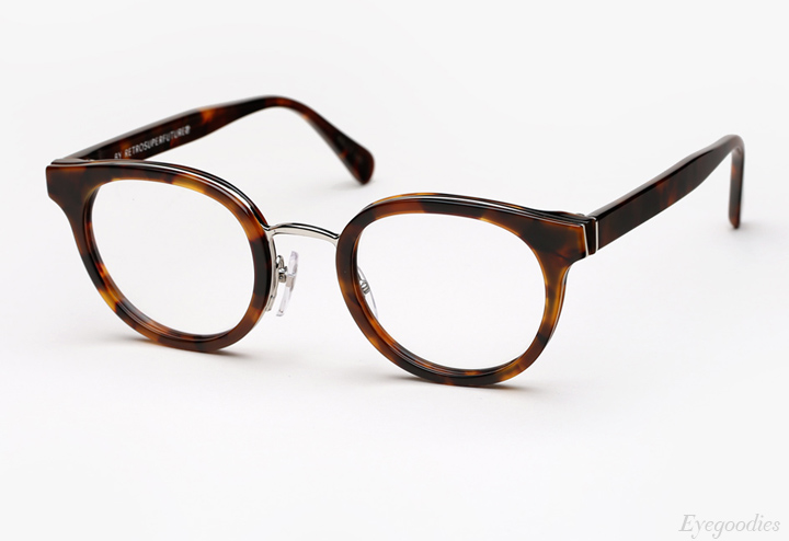 Super Numero 22 Duo Havana eyeglasses