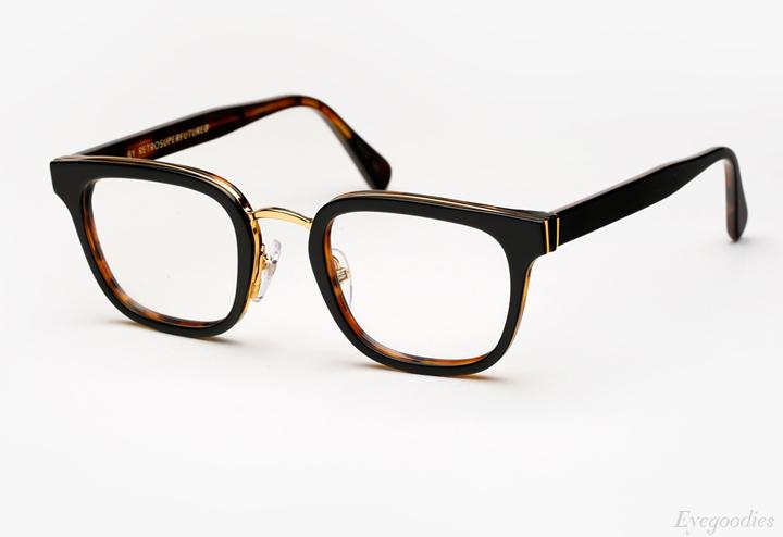 Super Numero 23 Nero / Havana eyeglasses
