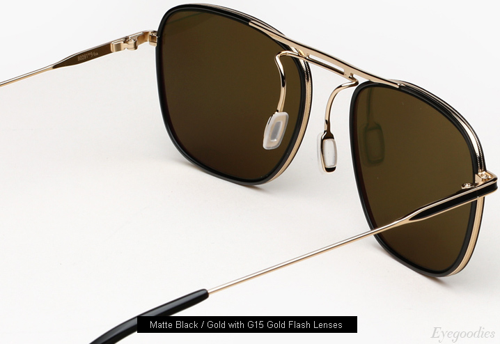Garrett Leight Canal sunglasses