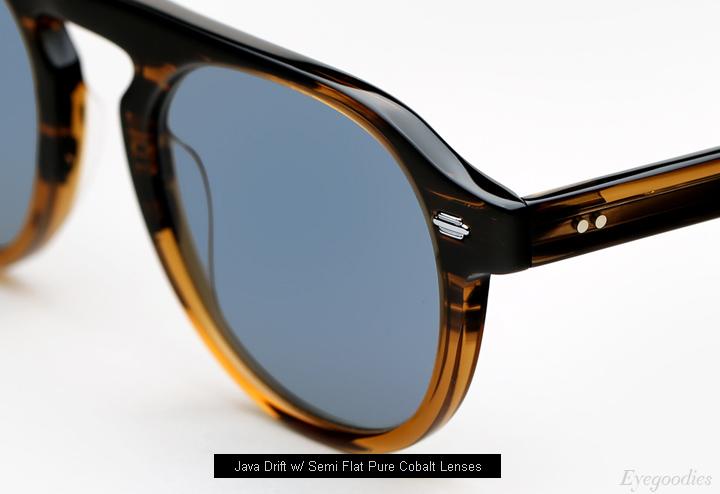 b2abf407f130a Garrett Leight X Nick Wooster sunglasses