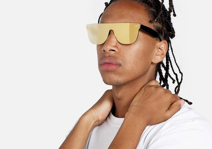Super Screen Flat Top sunglasses