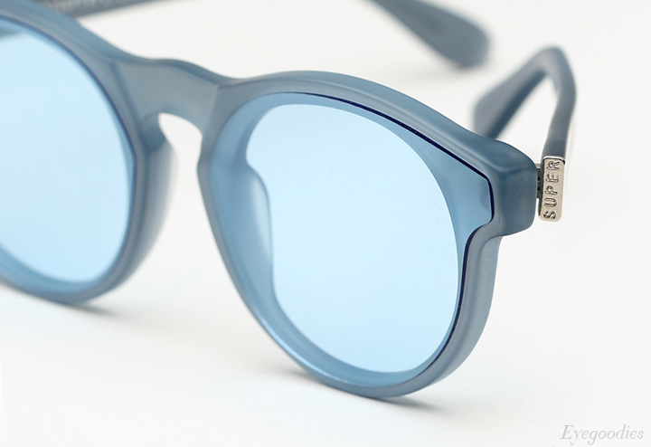 Super Boy Forma Blue sunglasses