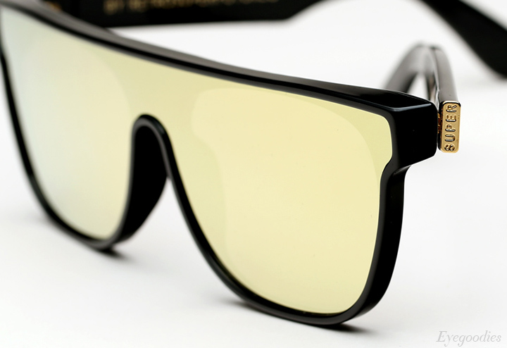 Super Flat Top Forma Gold sunglasses