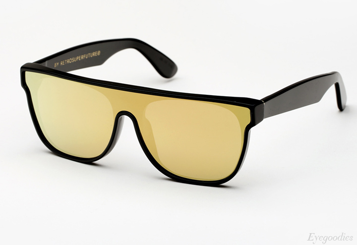 Super Flat Top Forma Gold sunglasses