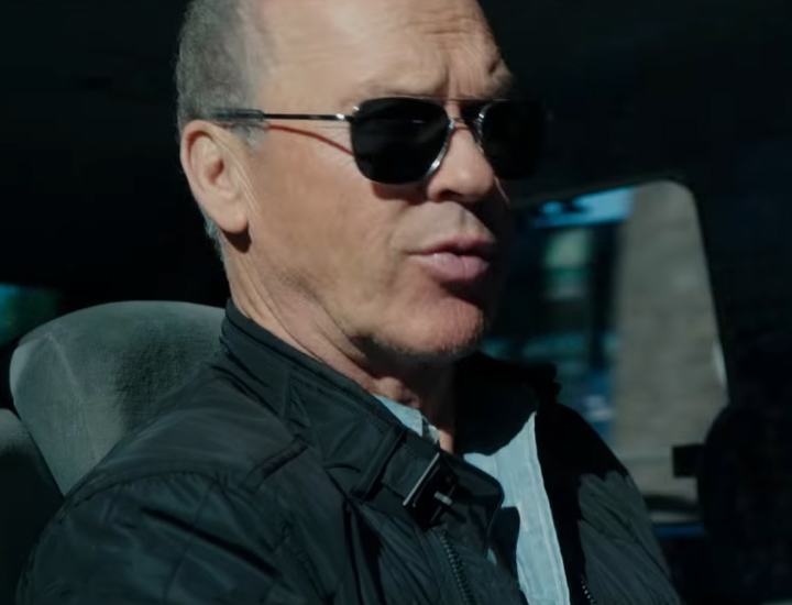 American Assassin Randolph EngineeringSunglasses - Michael Keaton