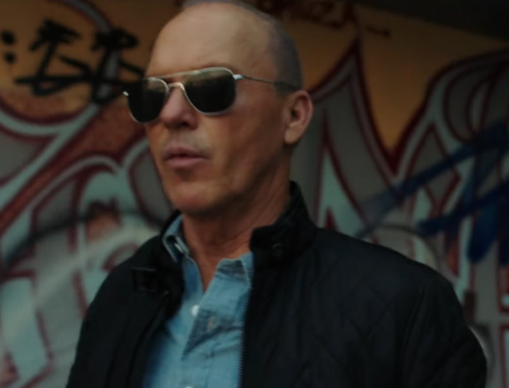 American Assassin Sunglasses - Michael Keaton as Stan Hurley