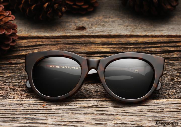 Super Noa Classic Havana Sunglasses