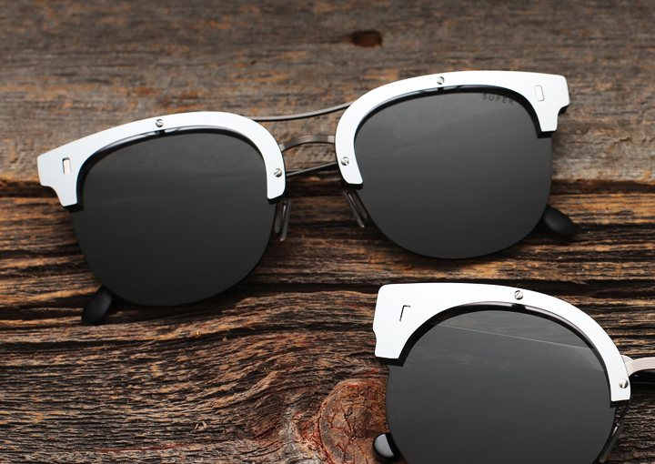 Super Strada Black sunglasses