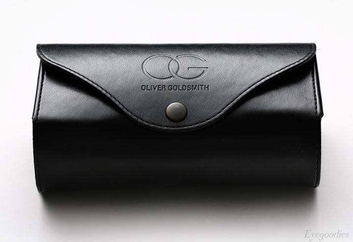 Oliver Goldsmith Yuhu Sunglasses case