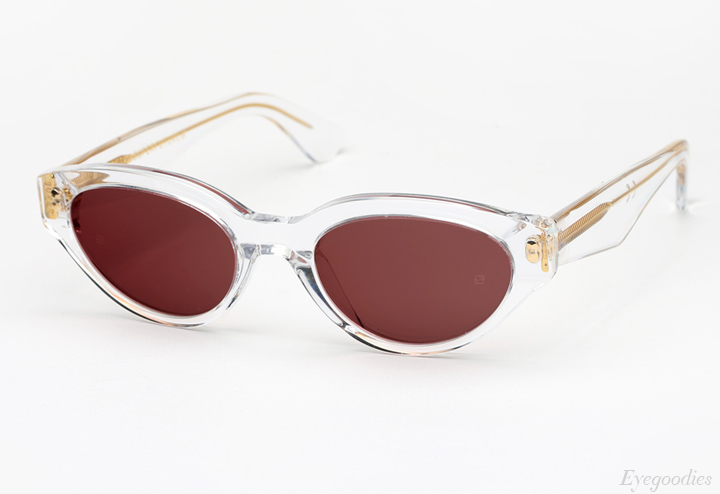Super Drew Crystal Sunglasses