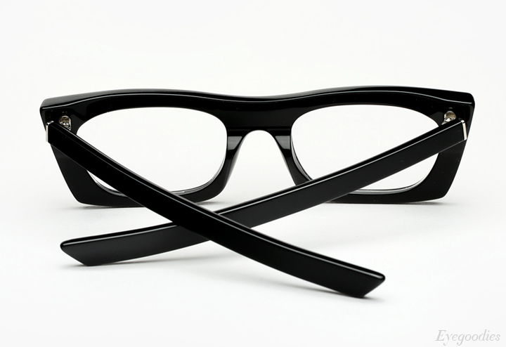 Super Fred Black Eyeglasses