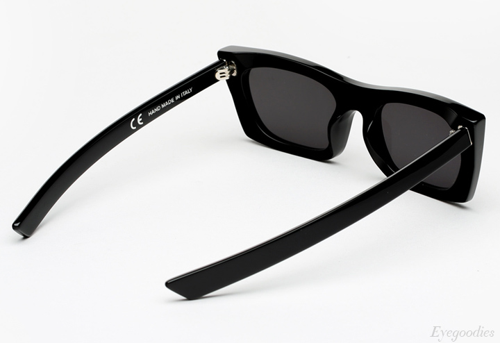 Super Fred Black Sunglasses