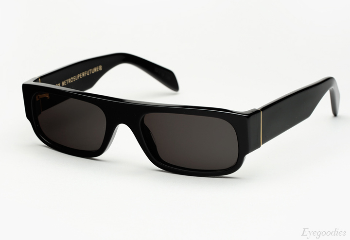 Super Smile Black sunglasses