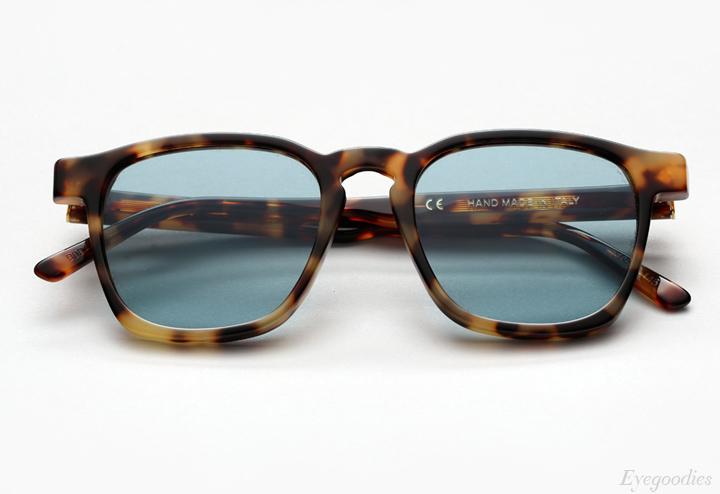 Super Unico Cheetah Sunglasses