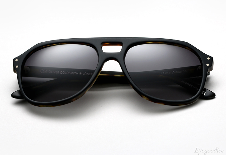 Oliver Goldsmith Glyn - Mayan M.C. Sunglasses