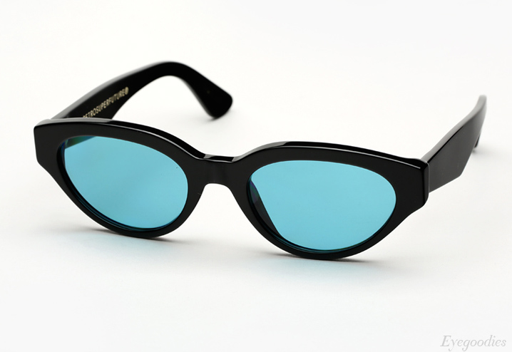 Super Drew Black Turquoise sunglasses