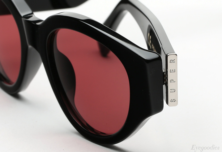 Super Drew Mama Bordeaux sunglasses