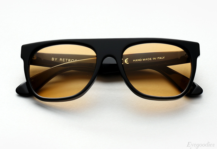 Super Flat Top Mustard Seed Sunglasses
