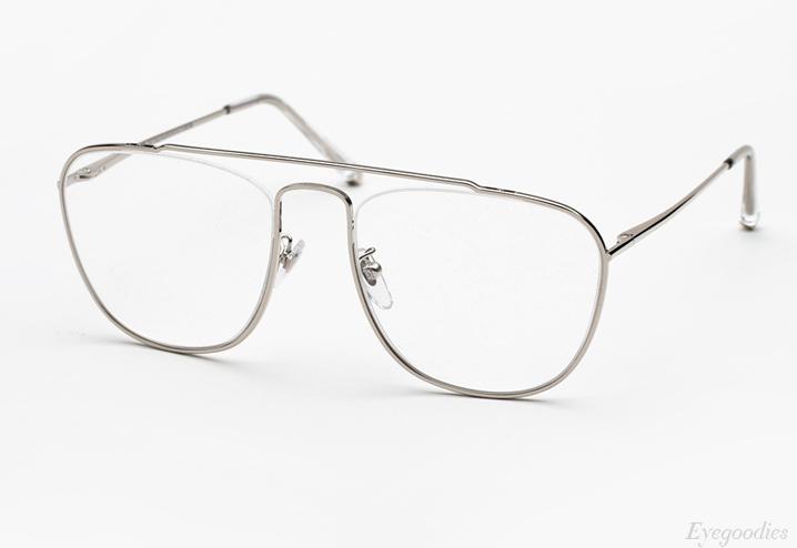 Super Numero 47 Argento eyeglasses