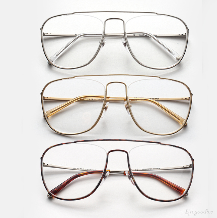 Super Numero 47 eyeglasses