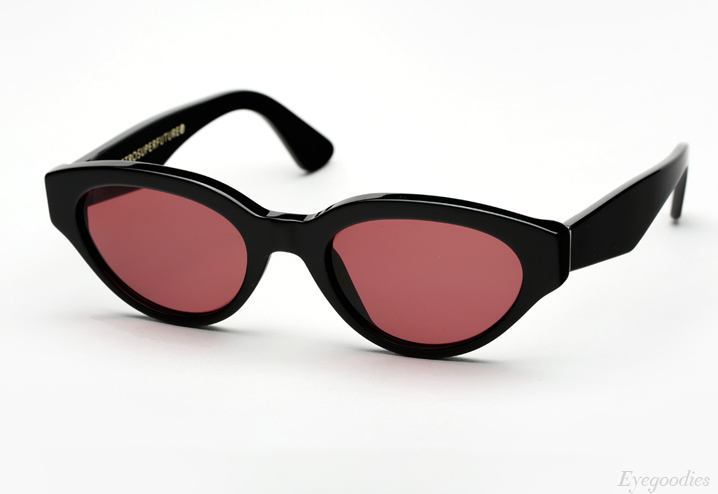 Super Drew Bordeaux sunglasses