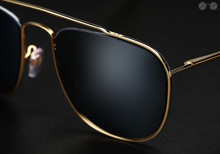 Super Numero 47 X Eygoodies Custom Projects: Black Ice sunglasses