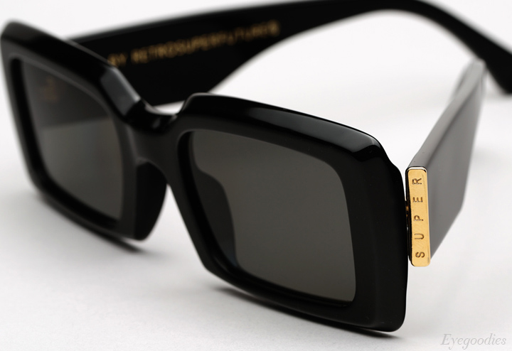 Super Sacro Black sunglasses