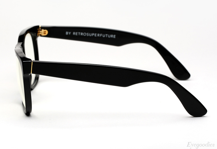 Super Classic Black Irishman Eyeglasses