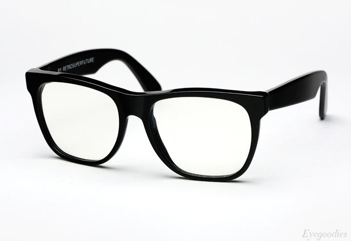 Super Classic Black Irishman Eyeglasses