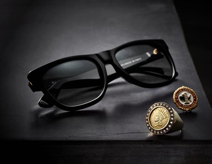 The Irishman Eyeglasses and Irishman sunglasses