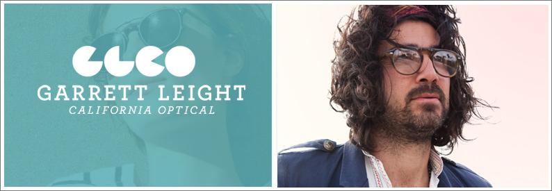 7776764ffe Garrett Leight Eyeglasses - Garrett Leight California Optical GLCO