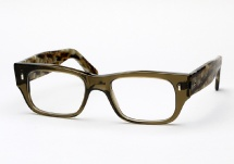 Cutler and Gross 0692 - Olive / Green Tweed