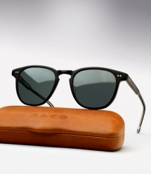 Garrett Leight Brooks - Matte Black