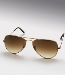 Ray Ban Aviator RB 3025 - Gold / Brown Gradient