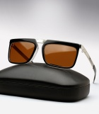Cutler and Gross 1057 - Black/Brown