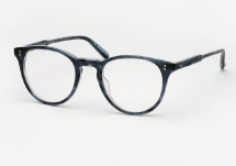 Garrett Leight Milwood - Matte Indigo Tortoise (Eye)