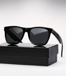 Super Basic Black Polarized