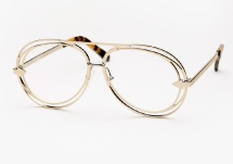 Karen Walker Jacques - Gold (Eye)