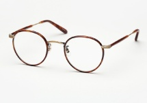 Garrett Leight Wilson - Matte Butterscotch (Eye)