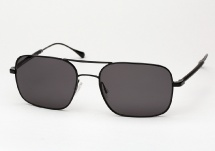Oliver Peoples West De Oro - Matte Black w/ Flint