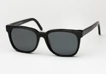 Super People Black Polarized