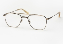 Garrett Leight Riviera - Brushed Gold